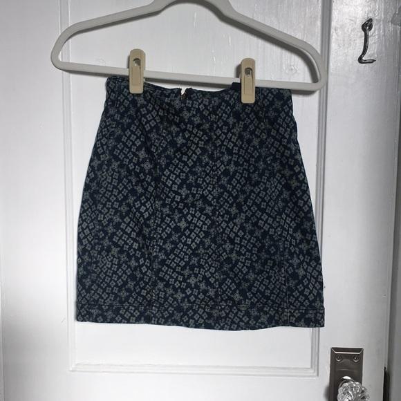 Free People Dresses & Skirts - Free People Modern Femme Mini Skirt